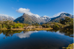 Trekking: Routeburn Track, 2 Tage