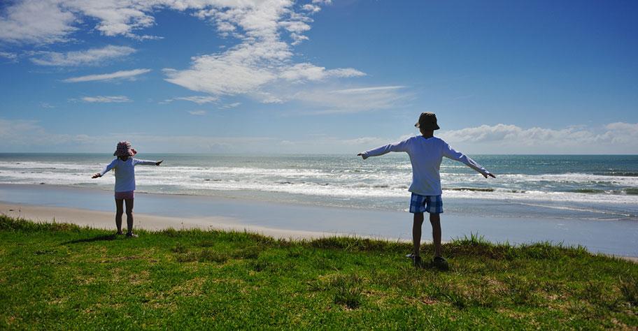 Neuseeland Reisen mit Kindern