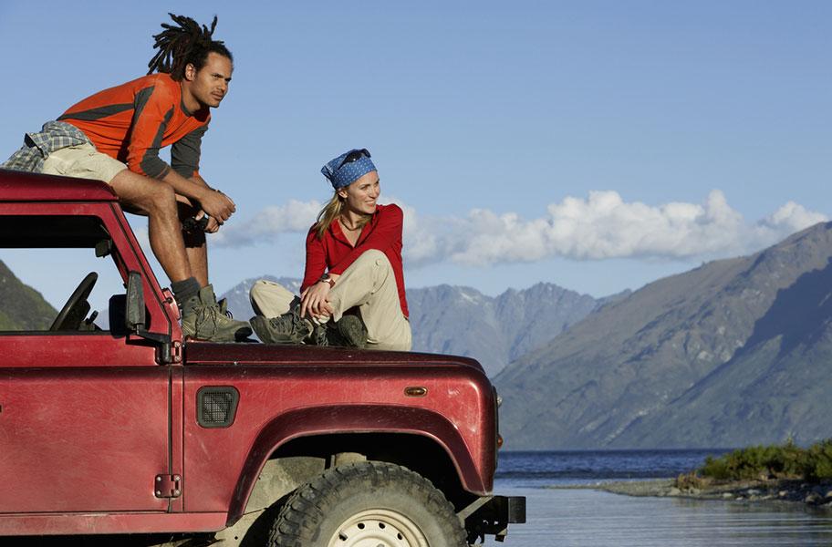 Flitterwochen Neuseeland Mietauto nicht Kuoni